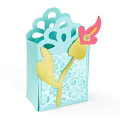 Flowering Plant Gift Bag by Cara Mariano