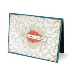 You're Too Kind Card #2 by Deena Ziegler