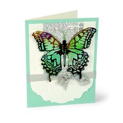 Bella Mariposa Card by Debi Adams