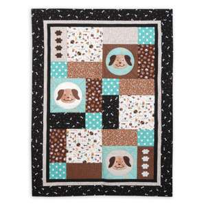 Doggone Pawfect Quilt by quilter Cindy Surina
