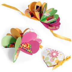 Sizzix Pop Up Heart Die Mini Books