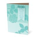 Experience Flowers Card by Debi Adams