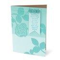 Experience Flowers Card by Debi Adams