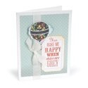 You Make Me Happy Card #2 by Beth Reames