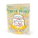 Make a Wish Cake Card #2 by Deena Ziegler