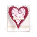 My Heart Loves You Card by Deena Ziegler