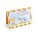 Delightful Bicycle Card by Deena Ziegler