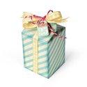 December 25th Milk Carton Gift Box by Deena Ziegler