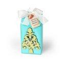 Merry Christmas Tree Milk Carton by Deena Ziegler