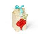 Festival Ornament Milk Carton