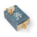 Monogrammed Treat Box by Beth Reames