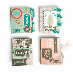Mini Travel Albums
