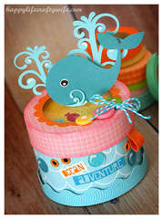 Ocean Adventure by Tamara Tripodi featuring Sizzix Eclips ECAL Software