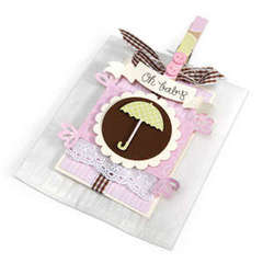 Oh Baby Baby Shower Favor