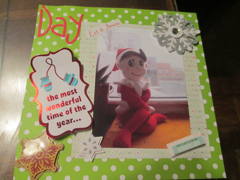 December Daily 2013 Day Ten