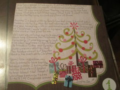 December Daily 2013 Day One Journaling