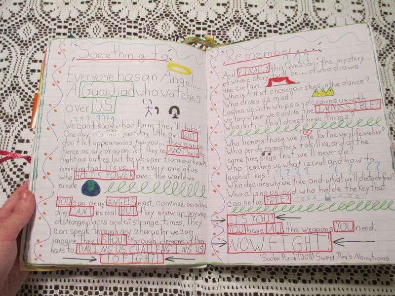 Junque Journal Actual Journaling