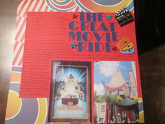 Great Movie Ride Page 1