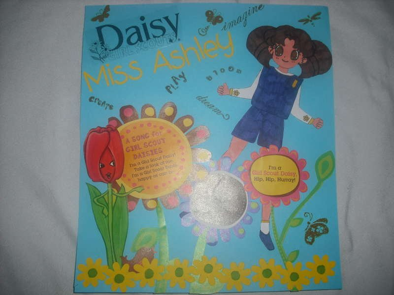 Daisy Girl Scout Leader