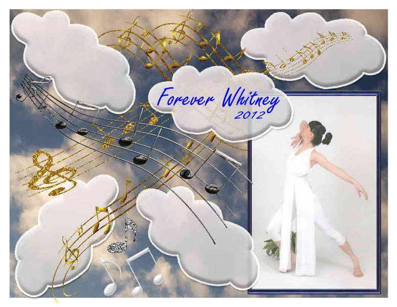 Forever Whitney 2012