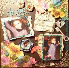 SHINE ~ **SCRAPS OF DARKNESS** February Kit ~ Victoriana