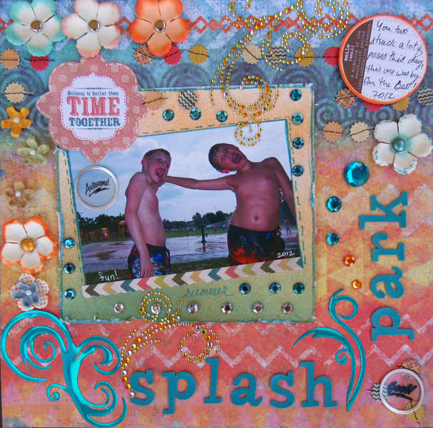 Splash Park ~ Scraps of Darkness