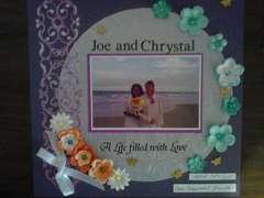 Joe and Chrystal