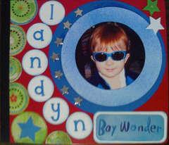 Landyn - Boy Wonder album