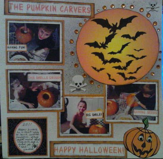 The Pumpkin Carvers