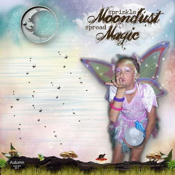 Moondust Fairy DIG