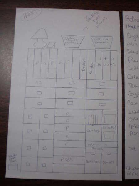 MISSION: JETMAX - Phase 1 - Sketch