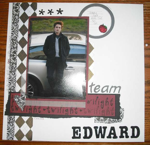 Sorry Jake, but I'm so on team EDWARD