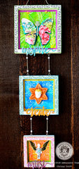 """Inspire"" Wall Hanging **Relics & Artifacts**"