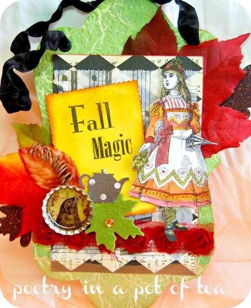 Fall Magic Autumn Alice~