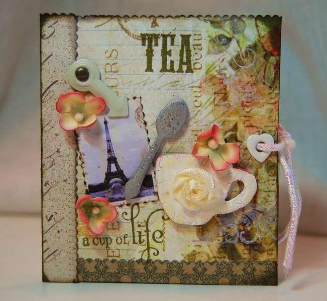 Sending you Tea~