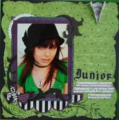 Junior year~