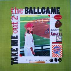 Take Me out 2 the Ballgame