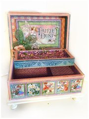 Fairie Dust Jewelry Box