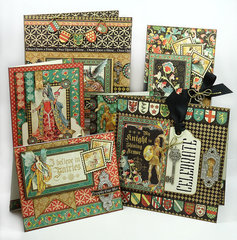 Enchanted Forest Card Set