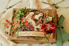 Gorgeous St Nicholas Christmas Album