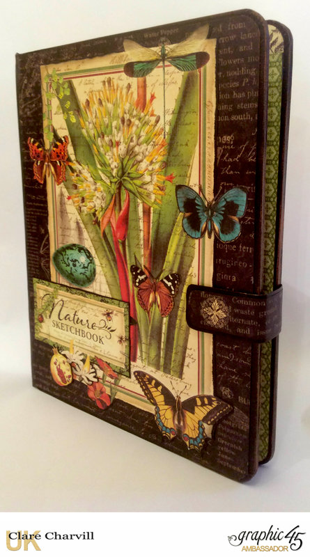 Journal with Nature's Sketchbook
