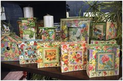 Diane's Workshop Projects using the Seasons Collection from Graphic 45