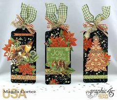 Winter Wonderland JOY Tags