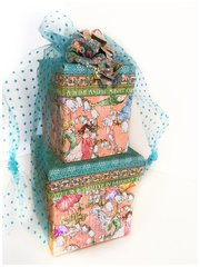 Fairie Dust Adorned Boxes