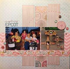 Exploring Epcot