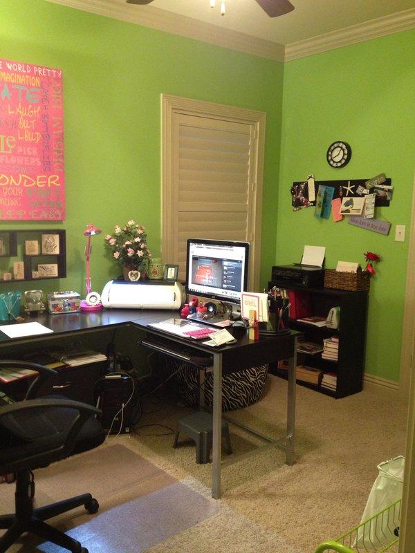 My renovated scrap room