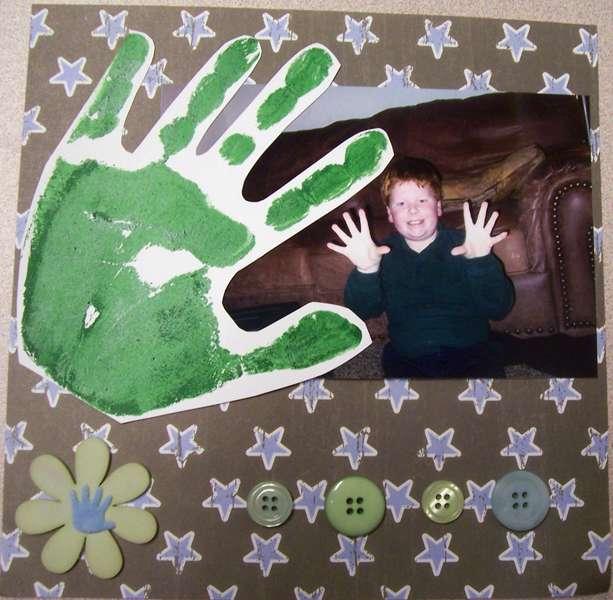 Ricky's Hands 1