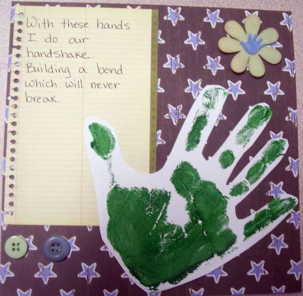 Ricky's Hands 2