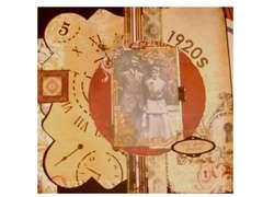 Bo Bunny ~*Timepiece*~ 1920s