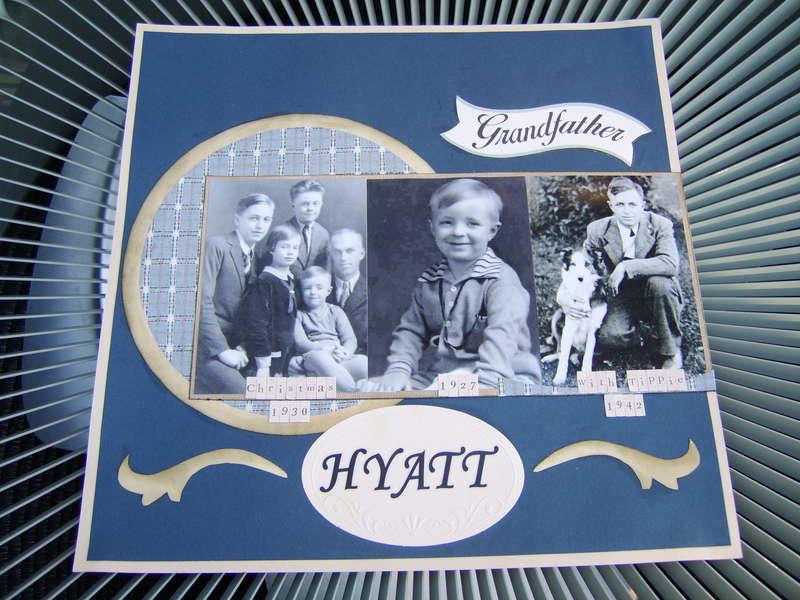 Grandpa Hyatt